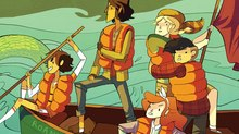 'Saga,' 'Lumberjanes,' 'Little Nemo' Top 2015 Eisner Awards