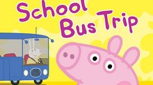 'Peppa Pig' Heads Back to School with New DVD + Book Set
