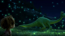 WATCH: Pixar Releases New Trailer for 'The Good Dinosaur'
