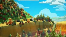 Hornet Director Gabe Askew Unveils 'Trail Mix' Mobile Game