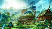 LOOK: DreamWorks Animation Releases 'Kung Fu Panda 3' Concept Art