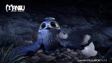 Germany's LUXX Flies High with Production for 'Manou the Swift' Feature