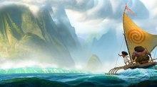 Disney's 'Moana' Rocks D23 EXPO 2015