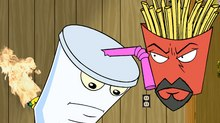 15 Years of Glorious Mayhem: 'Aqua Teen Hunger Force' Says Peace Out!