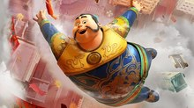 Light Chaser, Alibaba Team for 'Little Door Gods'