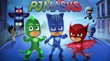 eOne Announces Broadcast Premiere of 'PJ Masks'