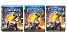 Sony's 'Pixels' Headed to Blu-ray October 6