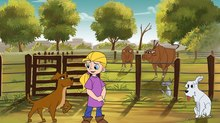 HTC Productions Unveils 'Hank The Cowdog' at MIPJunior