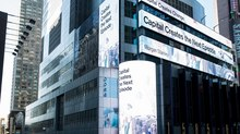 Framestore Creates Interactive Digital Signage for Morgan Stanley