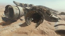 WATCH: New 'Star Wars: The Force Awakens' 360 Video Launches on Facebook