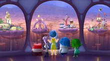 CAMERIMAGE 2015 to Spotlight Pixar's 'Inside Out'
