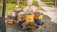 Illumination's 'Minions' Arrives on Blu-ray Dec. 8