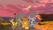 Disney's 'The Lion Guard: Return of the Roar' TV Movie Premieres Nov. 22