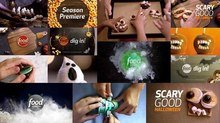 Troika Delivers 'Scary Good Halloween' for Food Network