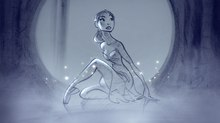 Glen Keane Talks 'Nephtali'
