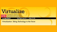 Jon Peddie Research Announces Virtualize 2015 Agenda