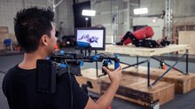 Animatrik Breaks World Mocap Record with Lightstorm's Giant