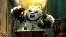 Po Reunites with His Poppa in New 'Kung Fu Panda 3' Trailer