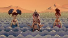 'Mermaids on Mars' Wins Animation Prize at Carmel Film Fest