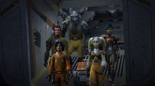 Disney Orders New Season of 'Star Wars Rebels'