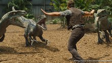 Delve Into the VFX of 'Jurassic World' with Image Engine and The Foundry