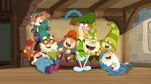 Season Two of Disney's 'The 7D' Set to Premiere on January 23