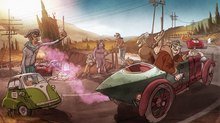 Sylvain Chomet's 'Thousand Miles' Feature Enters Production