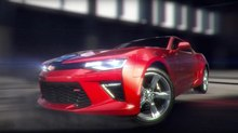 Aardman Nathan Love Animates Revved Up Intro for New Camaro App