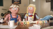 'Don't Hug Me' Directors Becky & Joe Help Save Lives with 'Nursery Rhymes Inc.'