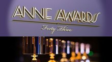 Watch the 43rd Annual Annie Awards Live!