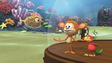 9 Story Announces Raft of Sales of 'Monkey See Monkey Do'