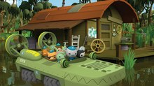Silvergate Renews Global Master Toy Deal for 'Octonauts'