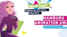 CALL FOR ENTRIES Hamburg Animation Award 2016