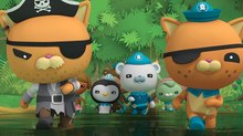 Silvergate Partners with SimEx-Iwerks to launch 4-D 'Octonauts'