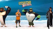 Sony Teaming with WWE Studios on 'Surf's Up 2: Wavemania'