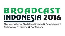Inaugural Broadcast Indonesia Event to Debut in Jakarta August 2016