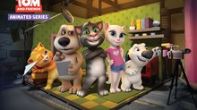 MoMedia Signs 'Talking Tom and Friends'