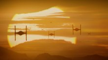 ILM's Roger Guyett and Pat Tubach Talk 'Star Wars: The Force Awakens'