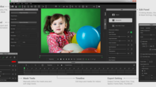 New Reallusion popVideo 3 Provides Smart Chroma Key for Real-Time 3D Compositing