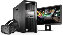 HP, NVIDIA Announce Professional Desktop Workstations for Virtual Reality