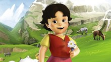 Studio 100's 'Heidi' Headed to Scandinavia