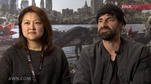 WATCH: Psyop's Kymber Lim and Marco Spier Talk AirBnB 'Wall and Chain' Commercial at FMX 2015