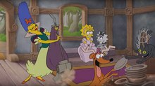 Eric Goldberg Animates New 'Simpsons' Couch Gag