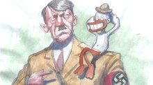 Bill Plympton to Release 'Hitler's Folly' Mockumentary on Digital