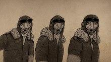 Estonian Academy of Arts Sacks Animation Director Priit Pärn