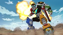 Hero Complex Gallery Hosting 'Voltron' Exhibition