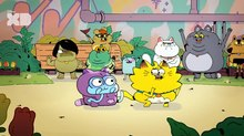'Counterfeit Cat' Bounds into the U.S. on Disney XD
