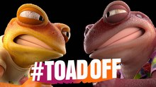 Aardman & Driven Create Epic #ToadOff Campaign for Vimto