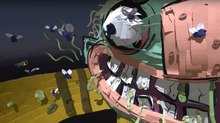 Step into Titmouse's 3D Cartoon World with Google's Tilt Brush