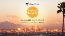 Allegorithmic Launches Inaugural 'Substance Days' Event